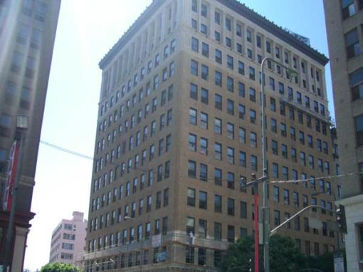 Pacific Trade Center