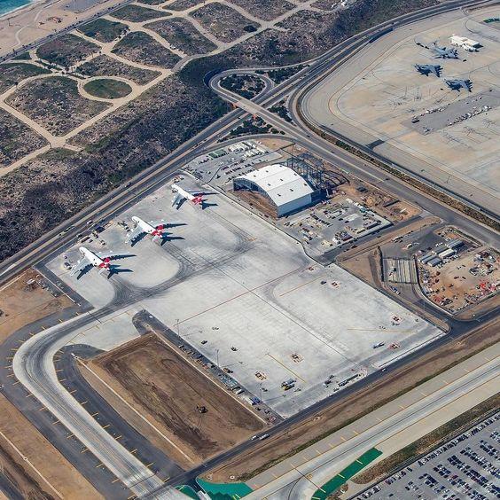 West Aircraft Maintenance Area Project (WAMA)